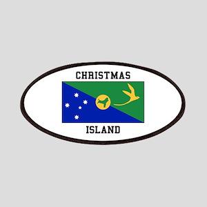 Christmas Island Patch