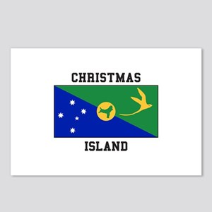 Christmas Island Postcards (Package of 8)