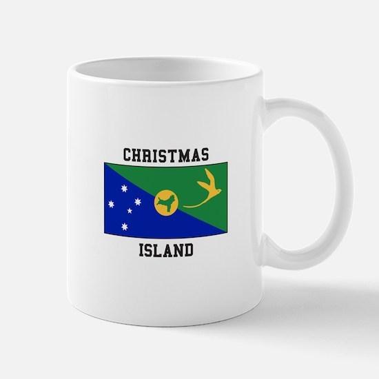 Christmas Island Mugs