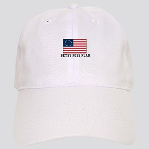 Betsy ross Flag Baseball Cap