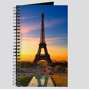 Eiffel Tower Journal