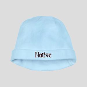 Native baby hat
