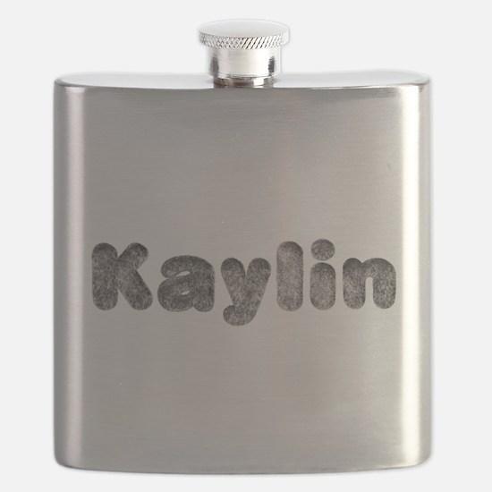 Kaylin Wolf Flask