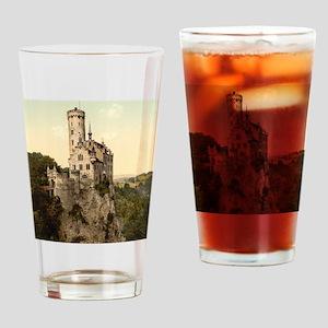 Lichtenstein Castle Drinking Glass