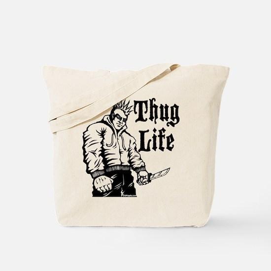 Unique Ganster Tote Bag