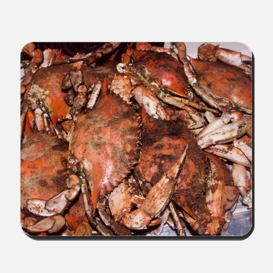 Crab Feast Mousepad