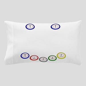 Bingo Balls Smile Pillow Case