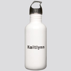 Kaitlynn Wolf Water Bottle