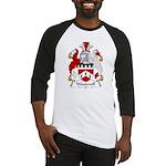 Woodruff Family Crest  Baseball Jersey