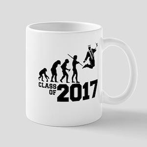 Class of 2017 Evolution Mug