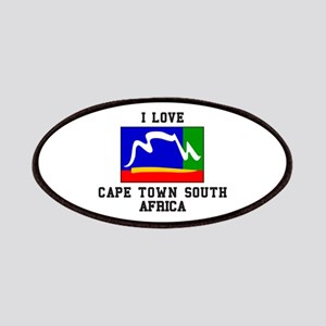Cape Town South Africa Patch