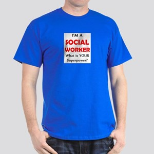 social worker Dark T-Shirt
