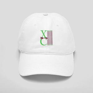 XC Run Green Purple Cap