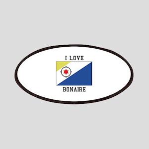 I love Bonaire Patch