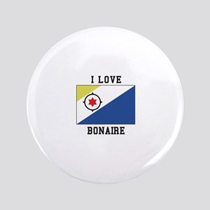 I love Bonaire Button