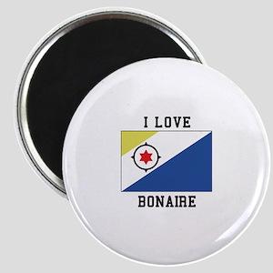 I love Bonaire Magnets