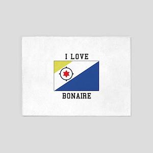 I love Bonaire 5'x7'Area Rug
