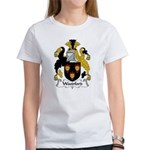 Woodford Family Crest Women's T-Shirt