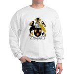 Woodford Family Crest  Sweatshirt