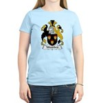 Woodford Family Crest Women's Light T-Shirt