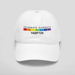 HAMPTON - Celebrate Diversity Cap