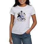 Woodard Family Crest Women's T-Shirt