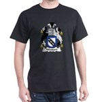 Woodard Family Crest Dark T-Shirt