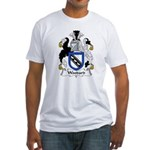 Woodard Family Crest Fitted T-Shirt