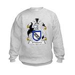 Woodard Family Crest Kids Sweatshirt