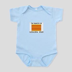 Catalonia Flag Spain Body Suit