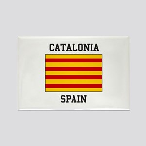 Catalonia Spain Magnets
