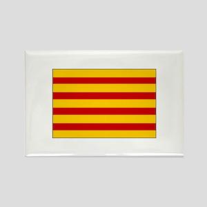 Catalonia Flag Spain Magnets