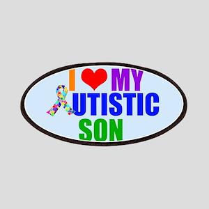 Autistic Son Patch