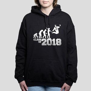 Class of 2018 Evolution Women's Hooded Sweatshirt