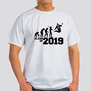 Class of 2019 Evolution Light T-Shirt