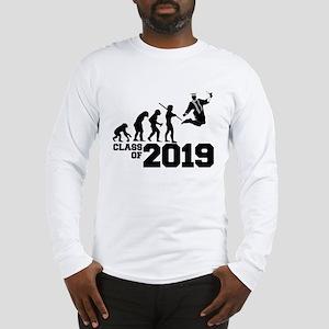 Class of 2019 Evolution Long Sleeve T-Shirt