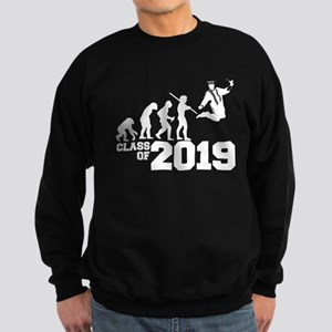 Class of 2019 Evolution Sweatshirt (dark)