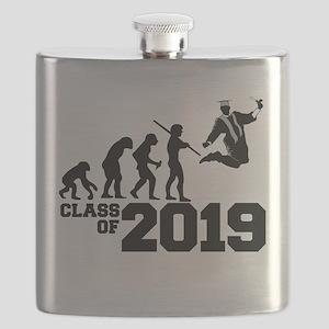 Class of 2019 Evolution Flask