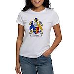 Wolcott Family Crest Women's T-Shirt