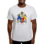 Wolcott Family Crest Light T-Shirt