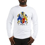 Wolcott Family Crest  Long Sleeve T-Shirt