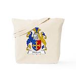 Wolcott Family Crest Tote Bag