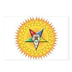 OES In the Sun Postcards (Package of 8)