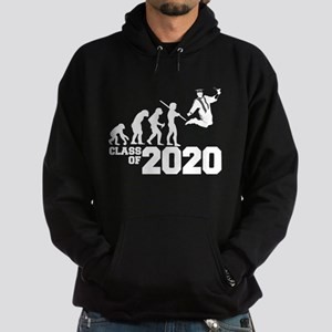 Class of 2020 Evolution Hoodie (dark)