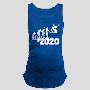 Class of 2020 Evolution Maternity Tank Top