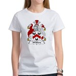 Withers Family Crest Women's T-Shirt