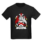 Withers Family Crest Kids Dark T-Shirt