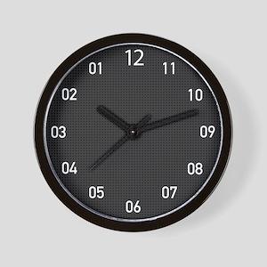 Turn Back Time Wall Clock