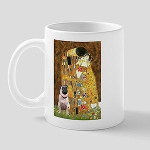 The Kiss / Pug Mug