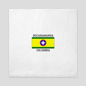 Bucaramanga Colombia Queen Duvet